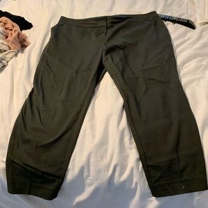 Loft work skinny trousers